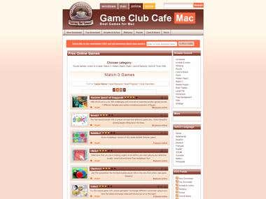 gameclubcafe.com