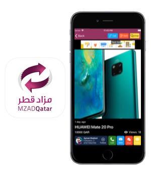 IOS - Mzad Qatar