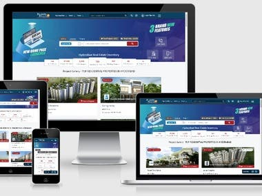 Property Adviser(Wordpress, CMS, HTML, Bootstrap, PHP, Ajax)