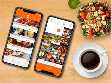 Food Delivery App: Rush Order