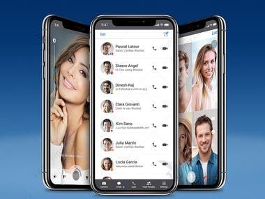 Social App: Wochat