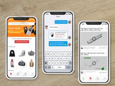 Shopping App: Made-in-China