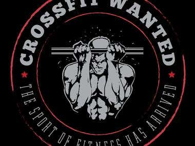 CrossFit Wanted Logo