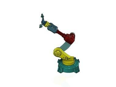 Industrial robor