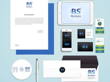 Corporate Identity / Branding Stationary design
