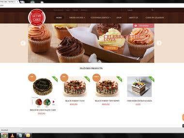 My E Commerce Site