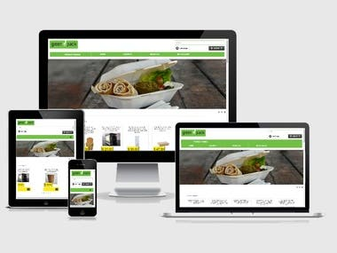 Green Pack (Wordpress, CMS, HTML 5, Bootstrap, PHP, Joomla)