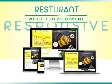 Resturant Website (http://thebiryanishop.in/)