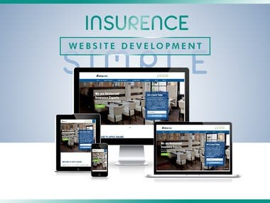 Insurance Website (http://applesrm.com/)