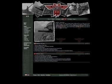 Enemy Territory Portal
