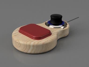 3D Mouse holder