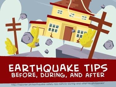 Earthquake Tips