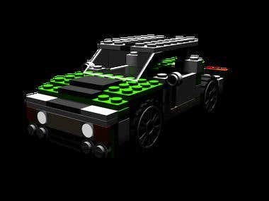 2 FAST 4 LEGO