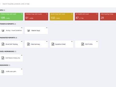 Asp.net application with Power BI
