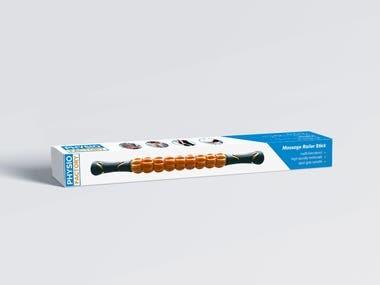 Massage Stick box