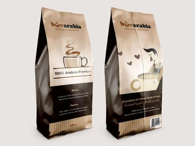 Coffe package Redesign