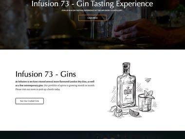 Custom Branded Gin