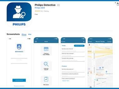 Philips Detective