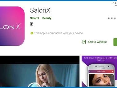 SalonX