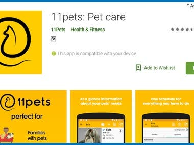 11pets: Pet care