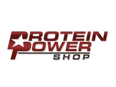 ProteinPowerShop Logo