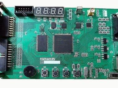 FPGA control board