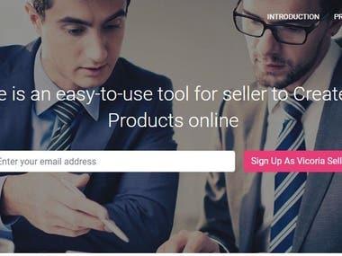 E-Commerce Web-store