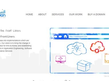 Website for Software House