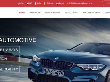 Logo, Profile & Website Design