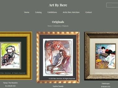 ART BY BERC