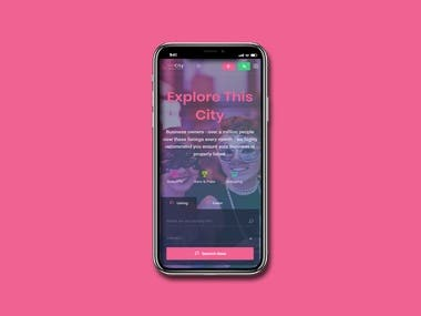 Wilcity Mobile Application
