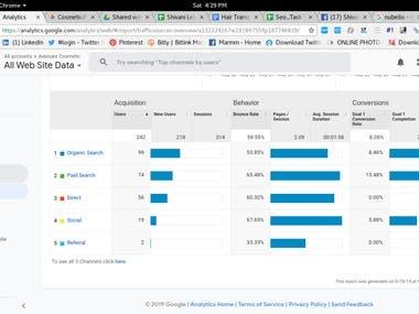 Avenues Traffic Source Data