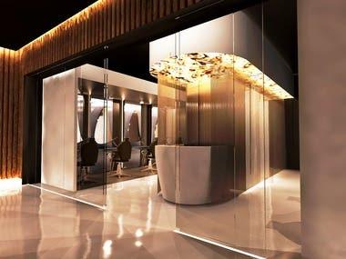 Coiffeur Concept Design