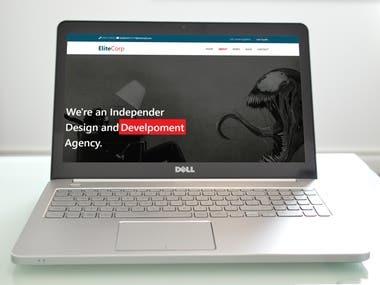 Template Website Company