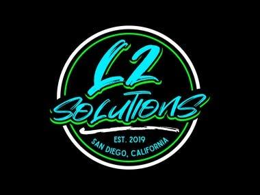 Logo Design L2 Solutions