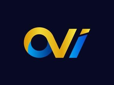 Logo design For Ovi