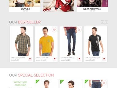 Offodeal - E commerce Website