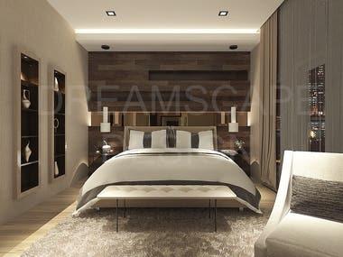 Master Bedroom in Semarang