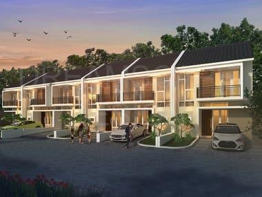 Housing Design in Indonesia