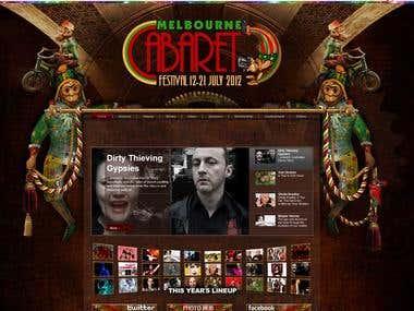 Melbourne Cabaret Festival 2012