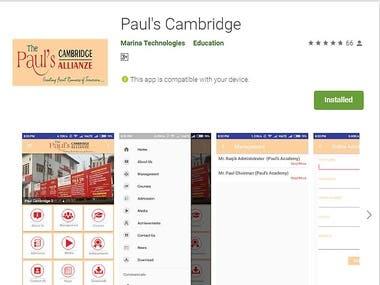 Paul's Cambridge