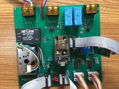 IoT_Sensor monitoring_esp826612E
