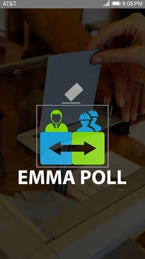 EMMA Poll
