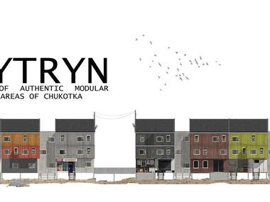 Kytryn. Scenario design of authentic modular housing for rem