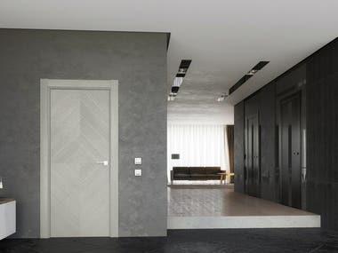 RADA DOORS #1 / INTERIOR DESIGN / VISUALIZATION