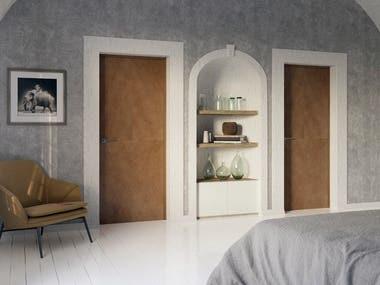 RADA DOORS #2 / INTERIOR DESIGN / VISUALIZATION