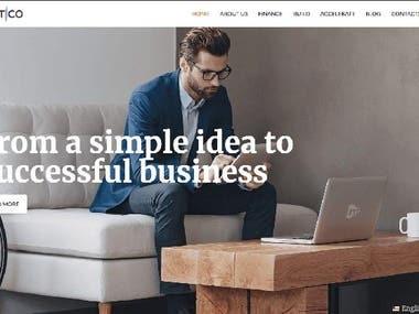 Company Website FastCo