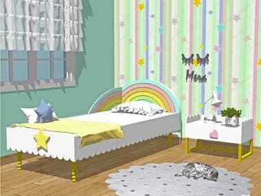 Creative & Original Kids Furniture and Interiors