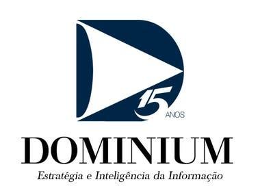Logo para empresa Dominium