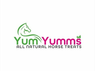 Logo for Yum Yumms